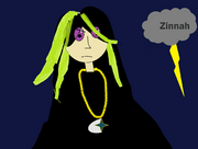 Zinnah the Evil Witch
