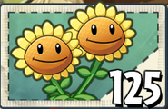 TwinSunflowerPvZ2SeedPacket