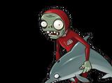Delfinreiter-Zombie