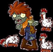 Hühnerwürger-Zombie1