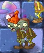 Peasant zombies