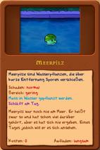 Meerpilz