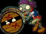 Fassroller-Zombie