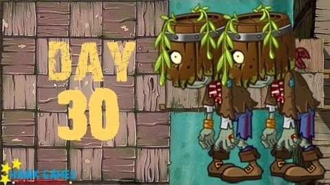 Plants vs. Zombies 2 - Pirate Seas Day 30