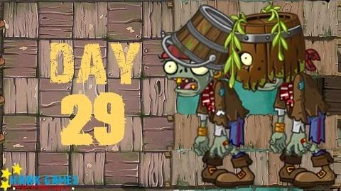 Plants vs. Zombies 2 - Pirate Seas Day 29