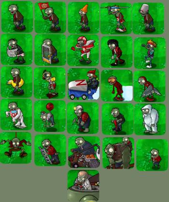 Bild  350pxReal zombies pvzpng  Pflanzen gegen Zombies Wiki