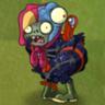 Chicken Wrangler Zombie Food Fight