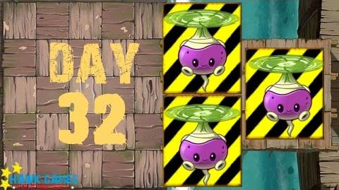 Plants vs. Zombies 2 - Pirate Seas Day 32