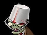 Eimer-Zombie