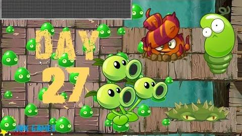 Plants vs. Zombies 2 - Pirate Seas Day 27