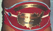 WWWF United States Heavyweight championship