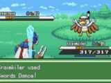 Swords Dance (move)