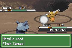 Flash Cannon
