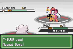 Magnet Bomb