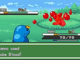 Puke Blood (move)