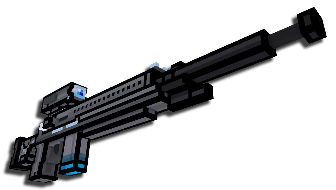Hailstorm Rifle Pixel Gun Conception Wiki Fandom Powered By Wikia