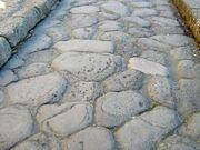 Roman Road Surface at Herculaneum