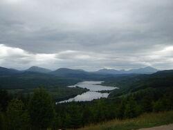 Scottish highlands 005 by presterjohn1