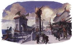 Dragonborn City