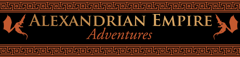 Alexandrian Logo