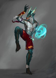 Dragonborn Muay Thai