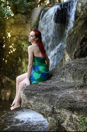 Waterfall15 by faestock