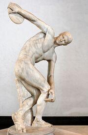 Discobolus Lancelotti Massimo