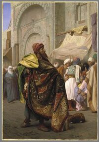 419px-Brooklyn Museum - The Carpet Merchant of Cairo - Jean-Léon Gérôme
