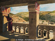 King-David-on-Balcony-Balage