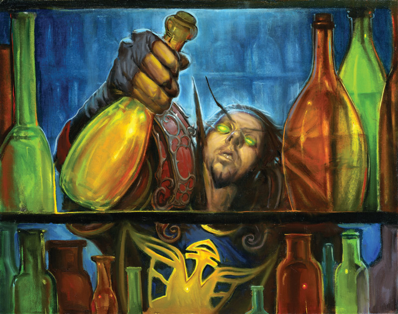 Alchemist (D&D 5th edition) | Phaeselis Wiki | FANDOM