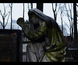 Necropolis by lyssiana