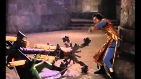Robin Hood Swordfight