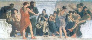 Spangenberg - Schule des Aristoteles
