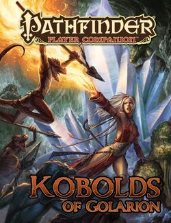 Kobolds of Golarion