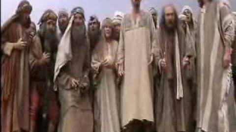 Funniest bit of 'life of brian'
