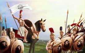 Greek strategos by erebus74-d2zjs7i