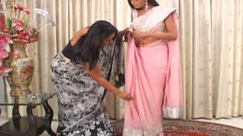 Nivi Style of Saree Draping
