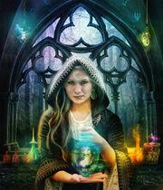 The alchemist by autumnsgoddess-d52lgux