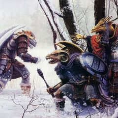 Draconians from Dragonlance