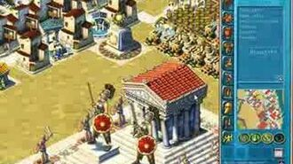 Zeus game - Maenad invades