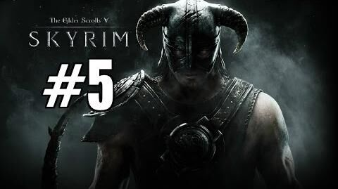 *HD* Let's Play Skyrim - Master Difficulty - The Salamander Episode 5