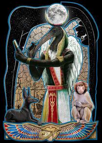 Thoth by janiceduke-d563s02