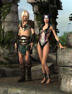 Pelagasiri Elves