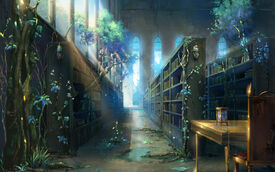 Enchanted-Library-wallpaper