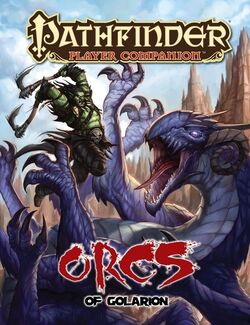 Orcs of Golarion