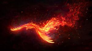 Phoenix ii by amorphisss-d4muq4y