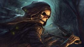 640x360 14740 Sand Wraith 2d illustration death fantasy picture image digital art