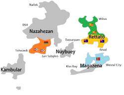Phaluhm War map