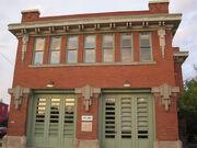 Phaluhm Glos Fire station
