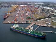 Dauhamcontainerport